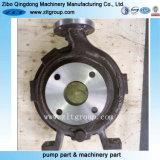 La norme ANSI de pompe centrifuge pompent l'enveloppe de pompe de Durco
