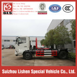 Sale 8 Cbm Capacity Hook Arm Garbage Vehicle를 위한 Garbage Truck를 진동하십시오 Arm