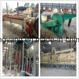 Chaîne de production d'OSB chaîne de production de panneau de particules chaîne de production de contre-plaqué pour le travail du bois