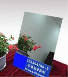 Feuille noire d'acier inoxydable de miroir (numéro 8 et fini de surface 8K)