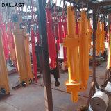 RAM do cilindro da cubeta/braço/crescimento do petróleo hidráulico da máquina escavadora de Hitachi