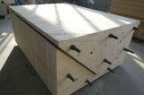 Gebogenes Furnierholz verwendet für Aufbau und andere Notwendigkeit