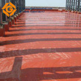 Floor Waterproofing를 위한 용해력이 있는 Polyurethane Waterproof Paint