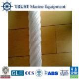 Marinestrang-umsponnenes Seil des liegeplatz-Nylon-6