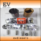4DQ7 4dr7 6dr5 4DQ5 4dr5 anillo del pistón camisa del cilindro Kit para las piezas del motor Mitsubishi