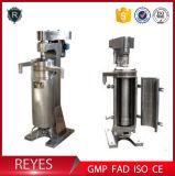 GF centrifugeuse tubulaire de séparation de la série type pour l'huile de noix de coco