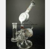 Tubo di acqua di vetro del tabacco dell'acqua del filtrante del metallo di nuova tecnologia