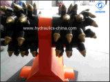 El corte de pulido teclea el tambor del corte de rocas para la venta