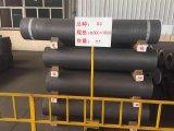 UHP/HP/Np de GrafietdieElektroden van de Koolstof van de Rang van de Hoge Macht van de Rang voor de Oven van de Elektrische Boog voor Verkoop worden gebruikt