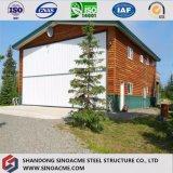 Shandong 공장 조립식 가옥에 의하여 격리되는 강철 구조물 창고
