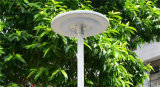 Diodo emissor de luz todo da forma redonda 20W em uma lâmpada solar de Luminaria para o jardim (SNSTY-Y220)