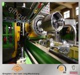 Pneus de moto de la machine de moulage pour les pneus de la construction avec l'ISO
