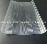 Opalacrylstrangpresßling-Profil für LED-Lampen-Deckel