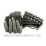 Mode boucle de ceinture Star Five-Pointed Rhinestone Matériel Bouton accessoires du vêtement