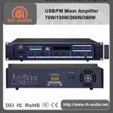 Versterker met USB en FM Tuner