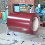 CGCC Dx51d 0.12~2.5mm de Vooraf geverfte Kleur Met een laag bedekte Rol PPGI van het Staal