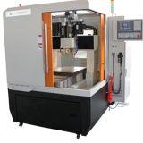 Micro macchina del router di CNC del laser del laminatoio di CNC con il servo di CA