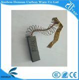 Balais de charbon de Donsun pour des moteurs de machine de vide