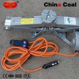 o levantamento altamente durável do carro 12V elétrico Scissor Jack 1t, 2t