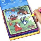 Magisches Wasser-Zeichnungs-Tuch-Buch-Farbton-Buch-Gekritzel-magischer Feder-Farbanstrich