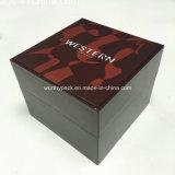 De gama alta del reloj Caja de regalo con un diseño personalizado