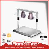 Lámpara que se calienta de HCl-2e 2-Head (económica)