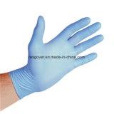 По конкурентоспособной цене одноразовые порошок свободного нитриловые перчатки для пищевой промышленности