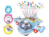 Jouets à batterie avec lumière clignotante et musique pour enfants