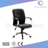 까만 PU 가죽 사무실 의자 (CAS-EC1849)