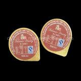 조미료를 위한 수출 고품질 음식 급료 알루미늄 호일 뚜껑