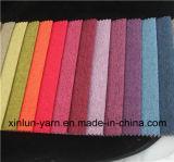 Ткань 100% софы полиэфира жаккарда Linen декоративная напечатанная