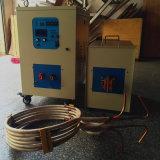 Máquina de calentamiento por inducción de tratamiento térmico de tubos de acero con inductores