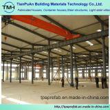 La lámina de acero de bajo coste la construcción de bastidor de acero