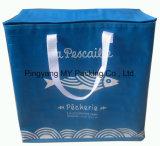 Kundenspezifischer Firmenzeichen-Druck pp. gesponnen oder nicht Wovenlamination Kühlvorrichtung-Beutel