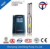 深い井戸の中国の製造業者のための太陽ポンプ