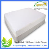 Protetor impermeável respirável sem redução do colchão