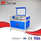 machine à gravure laser CO2 en cuir pour le cachet