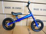 Châssis en acier Kids équilibre Bike Vélos enfants du frein de l'exécution de l'équilibre vélo V