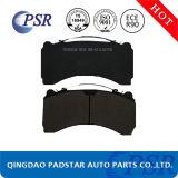 Mercado de acessórios & de caminhão de E-MARK almofada de freio resistente