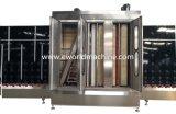 Lavadora de cristal Inferior-e con la estructura de tragante abierto