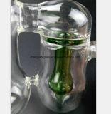 필터 담배 점화기 부속품의 5.12 인치 유리제 연기가 나는 관