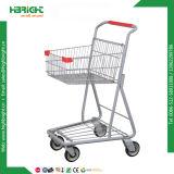 顧客のためのスーパーマーケットのショッピングトロリーカート