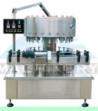 Neumáticos semi-automático de llenado de líquido, Horizontal Self-Suction máquina de llenado con una boquilla