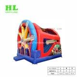 아이를 위한 다채로운 사탕 집 주제 팽창식 Funcity