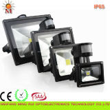 10W-50W Outdoor PIR Motion Sensor LED Flood Light