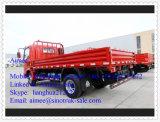 Sinotruk HOWO 5t 4X2 Dieselmotor-Licht-Kleintransporter-Licht-Ladung-LKW