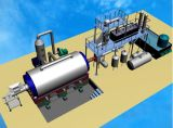 Resíduos da refinação de petróleo de plástico Plantas/Fio foste Equimpent Refinação de Petróleo