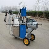 Máquina de ordenha do Motor Elétrico do Pistão de uma vaca da caçamba