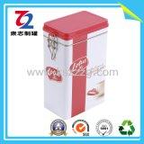 Прямоугольные жестяные коробки еды