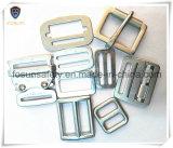 Boucle en métal réglable personnalisée pour ceinture / harnais / cordon